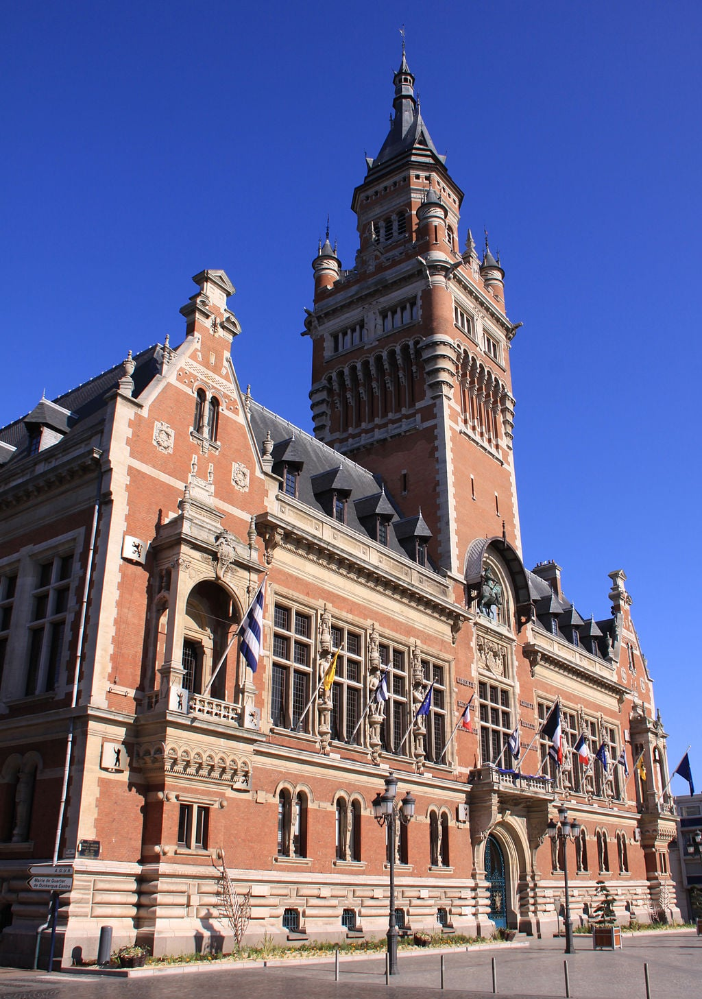 Dunkerque Town Hall